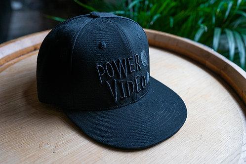 Black POV 2019 Baseball Cap
