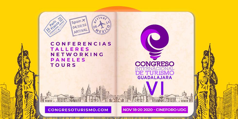 VI Congreso Internacional de Turismo de Guadalajara