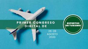El Primer Congreso Digital de Expertos en Turismo reunirá a los más grandes profesionales