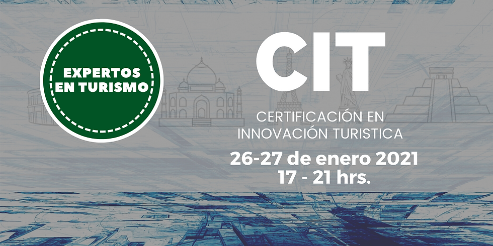 Certificación en Innovación Turística