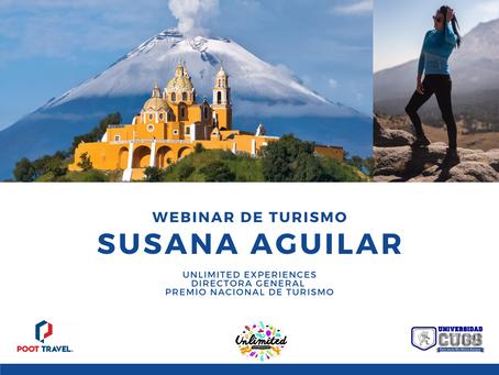 Webinar Susana Aguilar - Unlimited Experiences