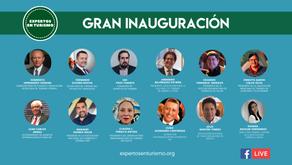 INICIÓ EL PRIMER CONGRESO VIRTUAL DE EXPERTOS EN TURISMO