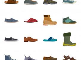 Exportações de calçados no Brasil