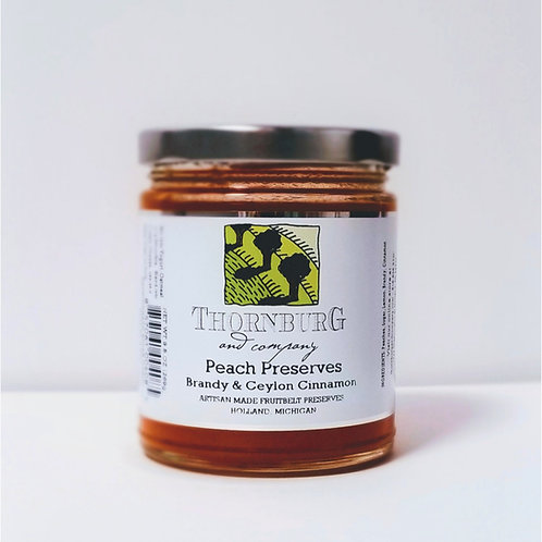 Peach Preserves by Thornburg & Co.