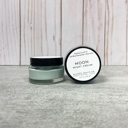 Moon Night Cream by Wicked Soaps Co.