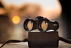 black-binocular-on-round-device-63901.jp