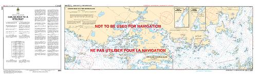 RNC2203 - Carling Rock to/à Byng Inlet