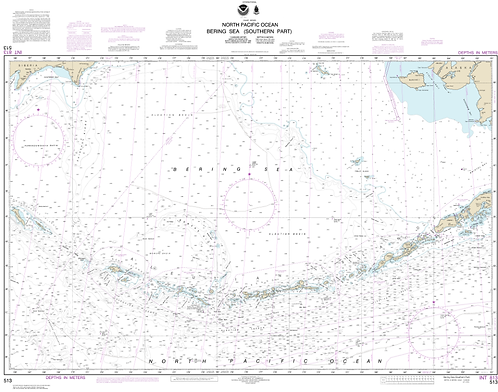 513 - Bering Sea Southern Part