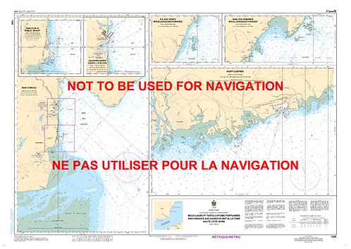 RNC1226 - Mouillages et Installations Portuaires/Anchorages and Harbour Installa