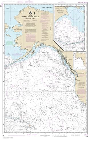 50 - North Pacific Ocean (eastern part) Bering Sea Continuation