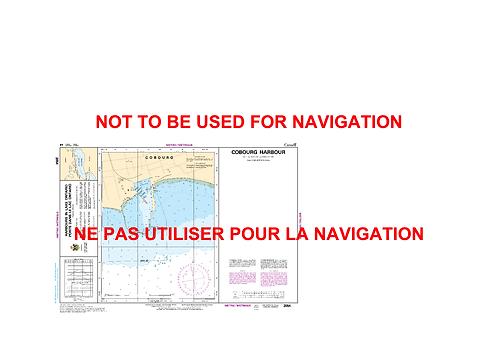 RNC2054 - Cobourg Harbour