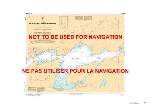 RNC2007 - Belleville to/à Telegraph Narrows