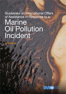 IMO558E - Response to Marine Oil Pollution Incident, 2016