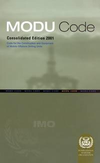 IMO811E - 1989 MODU Code, Consolidated 2001 Edition