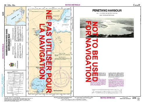 RNC2218 - Penetang Harbour