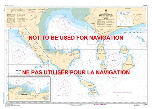 CHS1220 - Baie des Sept-Îles