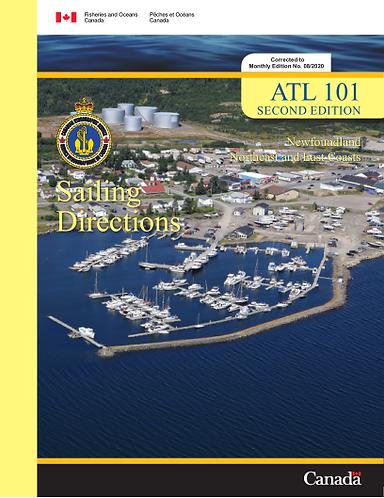 ATL101E - Newfoundland, Northeast & East Coasts, 2013