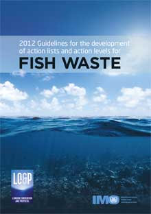 IMO539E - 2012 Guidelines for Fish Waste, 2013 Edition