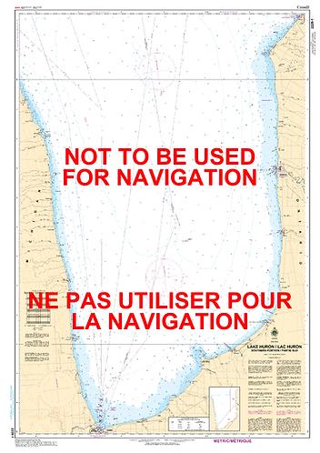 RNC2228 - Lake Huron/Lac Huron (Southern Portion/Partie sud)