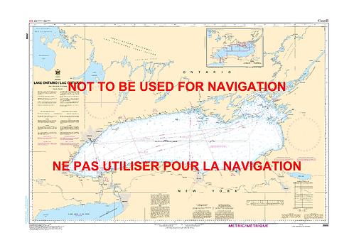 RNC2000 - Lake Ontario/Lac Ontario