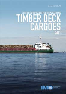 IMO275E - 2011 Timber Deck Cargoes (TDC), 2012 Edition