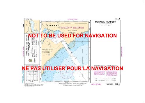 RNC2050 - Oshawa Harbour
