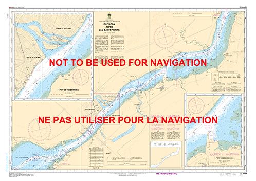 RNC1313 - Batiscan au/to Lac Saint-Pierre