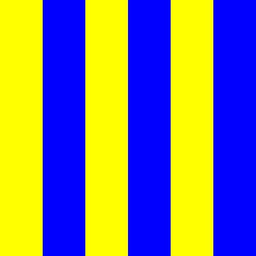 """Letter Flag """"G"""" - Golf"""