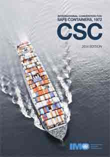 IMO282E - Safe Containers Convention (CSC), 2014 Edition