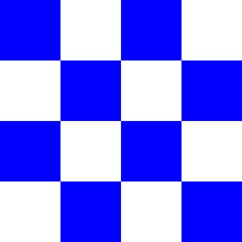 """Letter Flag """"N"""" - November"""