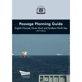 Passage Planning Guide - English Channel, Dover Strait and Southern North Sea