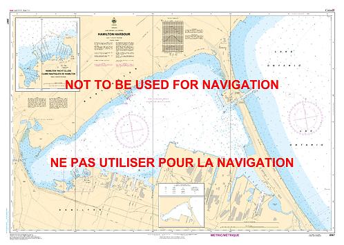 RNC2067 - Hamilton Harbour