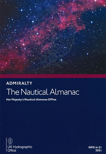 NP314 - Nautical Almanac