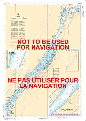 RNC1311 - Sorel-Tracy à/to Varennes