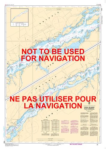 RNC1434 - Croil Islands to/à Cardinal