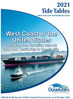 WCCT Tide Tables 2021 – West Coast of the United States including the Hawaiian I