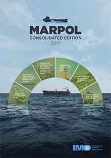 IMO520E - MARPOL, Consolidated Edition, 2017
