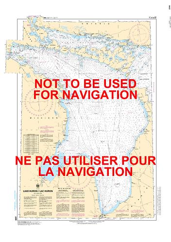 RNC2200 - Lake Huron/Lac Huron