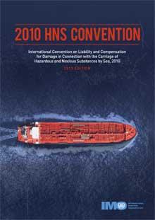 IMO479E - 2010 HNS Convention, 2013 Edition