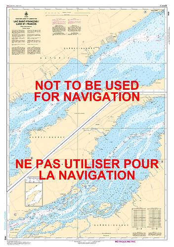 RNC1432 - Lac Saint-François/Lake St. Francis