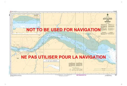 CHS1201 - Saint-Fulgence à/to Saguenay