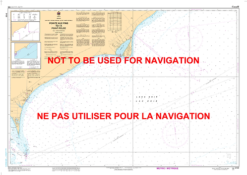 RNC2122 - Pointe aux Pins to/à Point Pelee