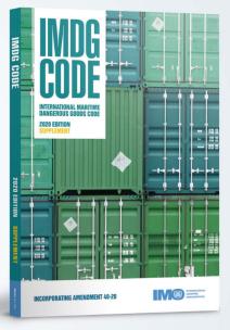 IMO210E - IMDG Code Supplements
