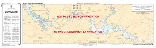 RNC1552 - Portage-du-Fort à/to Île Marcotte