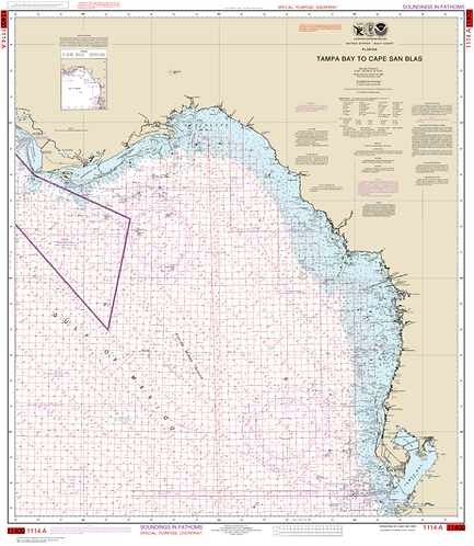 1114A - Tampa Bay to Cape San Blas (Oil and Gas Leasing Areas)