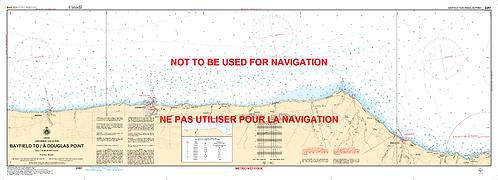 RNC2261 - Bayfield to/à Douglas Point