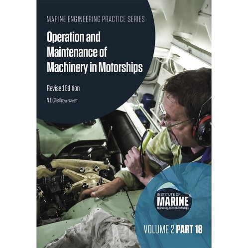 Operation and Maintenance of Machinery in Motorships
