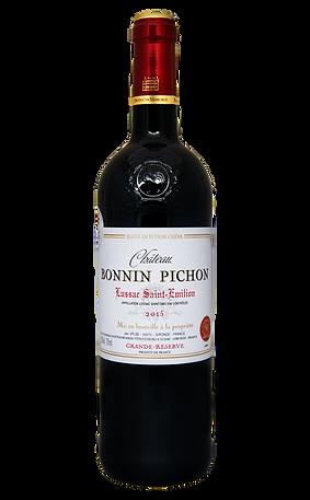 Chateau Bonnin Pichon_bottle shot SMALLE