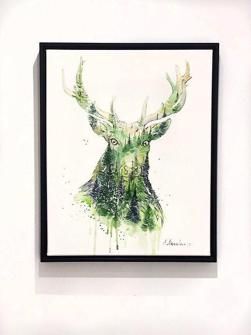 """""""Red Stag"""""""