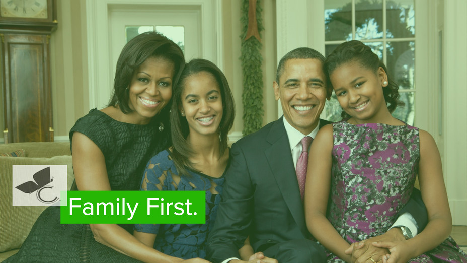 Family First.